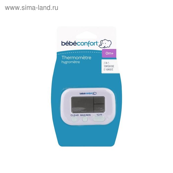 Термометр и гигрометр 2 в 1 Bebe Confort