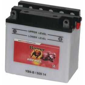 Аккумуляторная батарея Banner Bike Bull 9 Ач 50914 (YB9-B) Ош