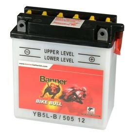Аккумуляторная батарея Banner Bike Bull 5 Ач 50512 (YB5L-B) Ош