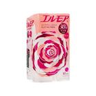 Ароматизированная туалетная бумага Kami Shodji Ellemoi розовая, 2 слоя, 30 м, 12 рулонов