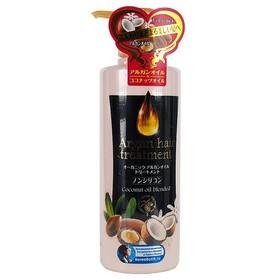 Кондиционер для волос Kurobara Organic Argan oi без силикона, с аргановым маслом, 450 мл