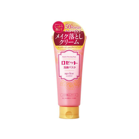 Кремовое средство для умывания и снятия макияжа Rosette age clear с яичной скорлупой, ароматом розы, для зрелой кожи, 180 мл