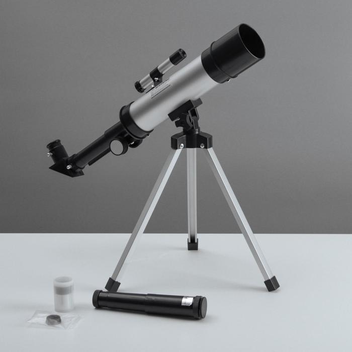 Телескоп настольный с компасом 90х, модель 40F400