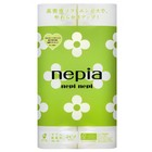 Туалетная бумага Nepia nepi nepi, 2 слоя, 25 м, 12 рулонов