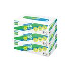 Бумажные полотенца для кухни Nepia 75 листов, 3 пачки