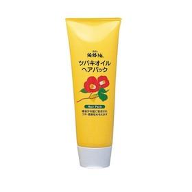 Маска для восстановления поврежденных волос Kurobara Tsubaki Oil с маслом камелии, 280 мл