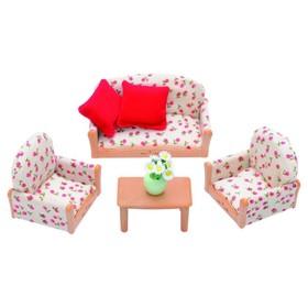 Набор «Мягкая мебель для гостиной»
