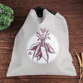Мешок для хранения овощей «Морковка» Ош
