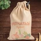 Мешок для хранения овощей «Репчатый лучок», 19 ? 27 см
