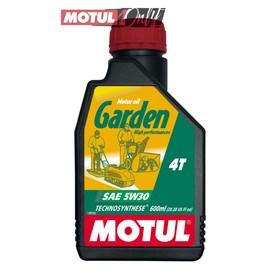 Масло моторное Motul GARDEN 4T 5W30, 600 мл 106989