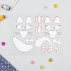 Термонаклейка для декорирования текстильных изделий «Коты», 20×15см - Фото 3