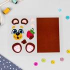 Термонаклейка для декорирования текстильных изделий «Мишка» , 20×15 см - Фото 2