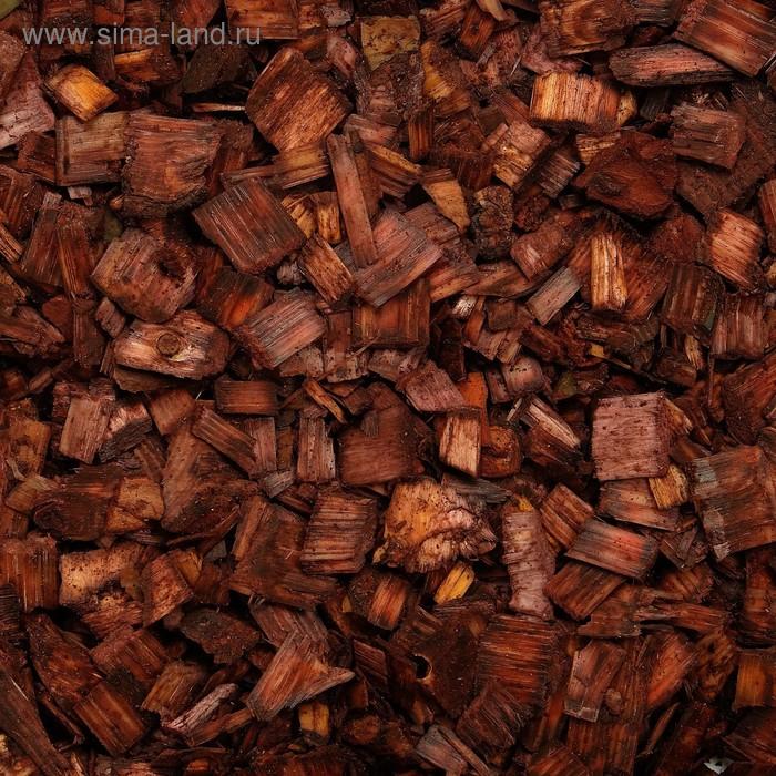 Щепа декоративная, коричневая 20л.