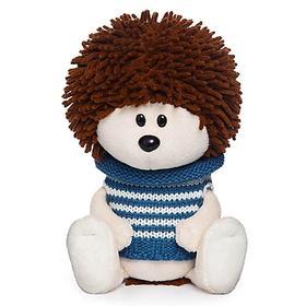 Мягкая игрушка «Ёжик Игоша» в свитере, 15 см