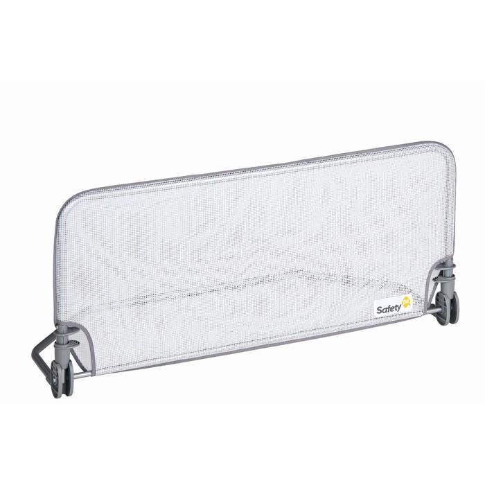 Барьер на кровать Safety 1st Bed rail, 90 см, цвет белый/серый