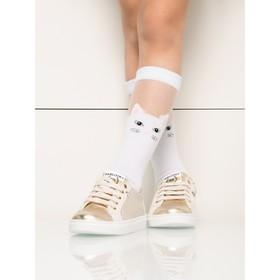 Гольфы детские, цвет белый (bianco), размер 24-26