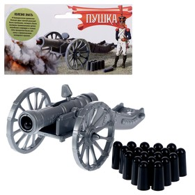 Игровой набор «Пушка»