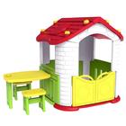 Игровой комплекс «Домик» со столиком