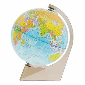 Глобус Земли политический, 150 мм, треугольная подставка Ош