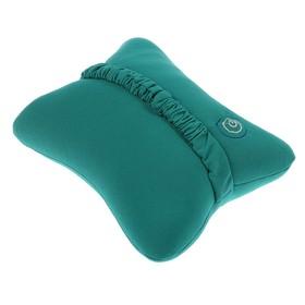 Массажёр-подушка LuazON LEM-07, резинка для крепления, 2хАА (не в комплекте), МИКС Ош