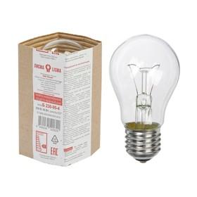 Лампа накаливания