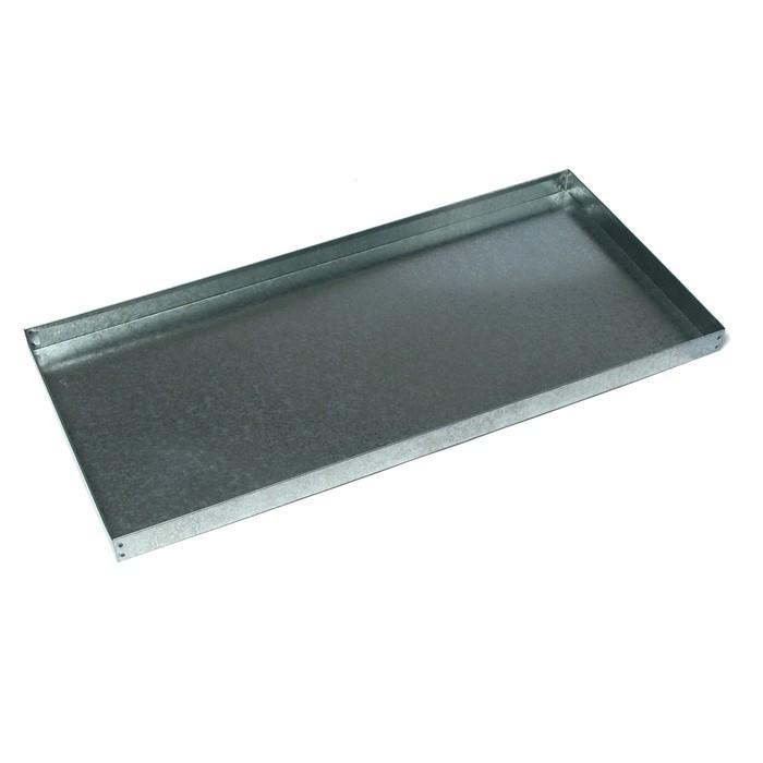 Поддон 44  94  5 см, металл
