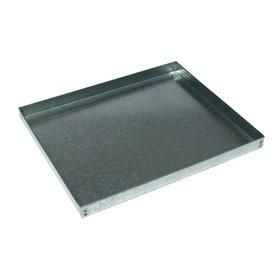 Поддон 44 × 40 × 2 см, металл Ош