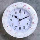 """Часы настенные, серия: Классика, """"Массив"""", d=19 см , микс"""