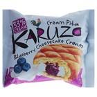 Пирожное Karuzo Blueberry cheesecake, со вкусом чизкейка, 62 г