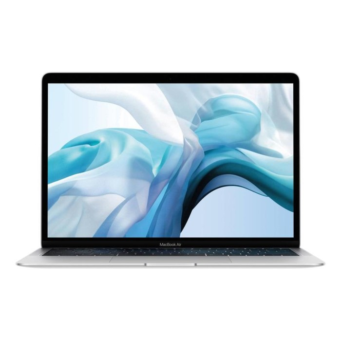 """Ноутбук Apple MacBook Air (MREA2RU/A), 13"""", Core i5, 1.6ГГц, 8Гб, SSD128, UHD617, цв серебро"""