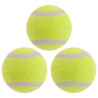 Мяч для большого тенниса (набор 3 шт)