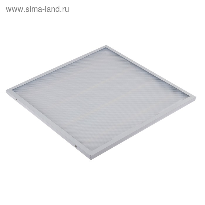 Панель светодиодная LLT LPU-ПРИЗМА-PRO, 72 Вт, 5000 Лм, 6500 К, IP40, 230 В, 595х595х19 мм
