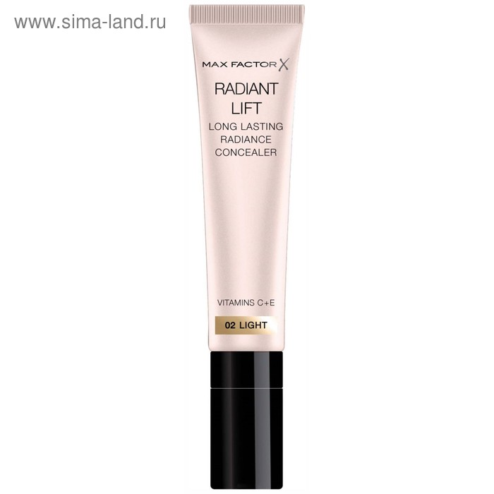 Консилер Max Factor Radiant Lift Long Lasting & Radiant Concealer, тон 02 Light