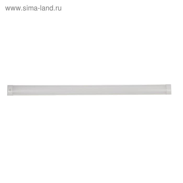 Светильник светодиодный LLT SPO-108-PRO, 36 Вт, 2700 Лм, 6500 К, IP40, 230 В, 1200х75х23 мм