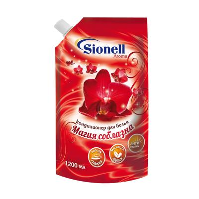 Кондиционер для белья Sionell «Магия Соблазна», 1,2 л