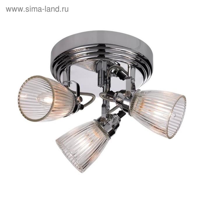 Светильник LADA 3x40Вт E14 хром