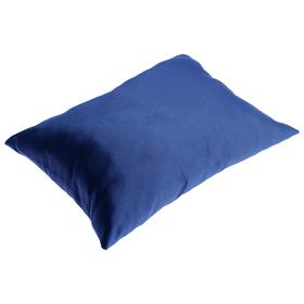 Сидушка (подушка) мягкая, цвет синий Ош