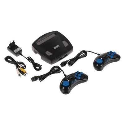 Игровая приставка Sega Magistr Drive 2 lit, 16-bit, 98 игр, 2 геймпада