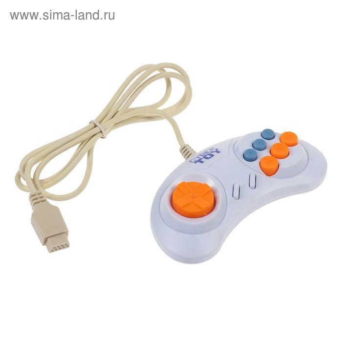 Геймпад Sega Cyber 16-bit, 6 кнопок, серый