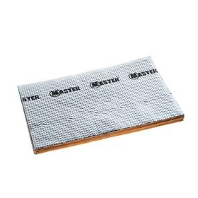 Виброизоляционный материал StP Master M3, размер: 3х350х570 мм Ош