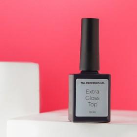 Закрепитель для гель-лака TNL Extra Gloss Top, 10 мл