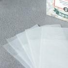 """Фильтр-пакеты для заваривания чая и трав, """"Для Чашки"""", 100 шт., 5,5 х 12 см - Фото 5"""