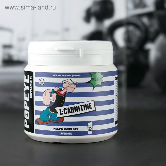 L-Карнитин POPEYE Supplenments L-Carnitine Concentrate, мохито, 1 л