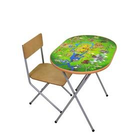 Комплект детской мебели Фея Досуг 302 Рыцари Ош