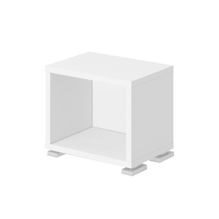 Стеллаж, 450  300  410 мм, цвет белый жемчуг