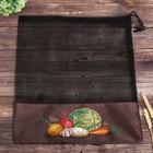Сетка для хранения овощей «Капуста», 40 ? 50 см