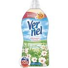 Кондиционер для белья Vernel «Цветущий миндаль», 1.82 л