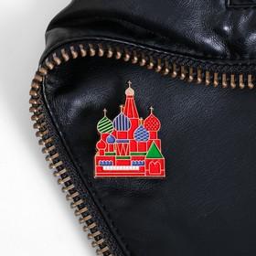 Значок «Москва» (Собор Василия Блаженного)
