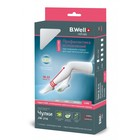 Чулки компрессионные B.Well Care JW-216 противоэмболические, без силикона, 1 класс, размер 1, White
