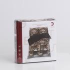 "Постельное бельё ""Этель"" 2 сп Dark rock's 175х215 см, 200х220 см, 70х70 см -2 шт, бязь - Фото 8"